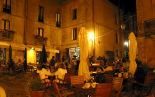 Erice night. Things to do in Torretta