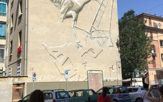 Bologna Street Art Cycling Tour. Cosa fare a Bologna