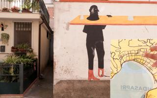 Unconventional route of urban art in Sapri. Things to do in Sapri