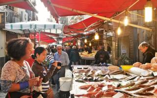 The markets of Palermo. Things to do in Palermo