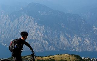 Mountain bike adventure on Garda Lake. Things to do in Arco
