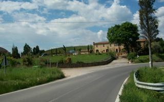 Motorcycling in Orcia Valley. Things to do in Pienza