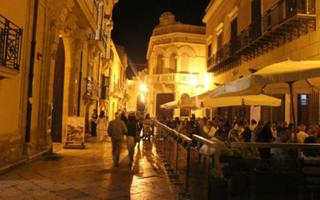 Marsala by night. Things to do in Marsala