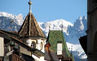 Christma's markets in Bolzano and guided visit to old Bolzano.. Things to do in Bolzano