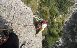 Rock-climbing in Canavese mountains. Things to do in Ivrea