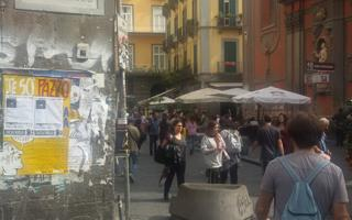 Walk in Naples with a journalist. Things to do in Naples