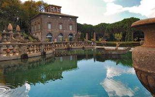 VILLA LANTE IN BAGNAIA: ONE OF THE BEST TEN HISTORICAL GARDEN IN THE WORLD. Things to do in Viterbo