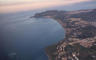 Panoramic flight over Palermo. Things to do in Palermo