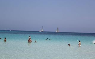 Capo Feto sea. Things to do in Mazara Del Vallo