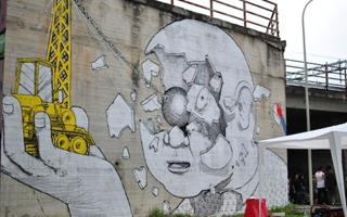 Street Art in Ancona. Things to do in Ancona
