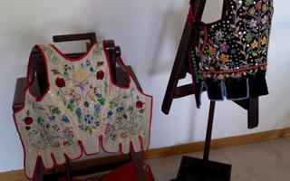 You'll wear our traditional dresses. Things to do in Sassari