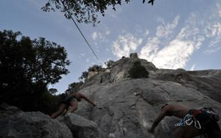 Climbing spots. Things to do in Dorgali