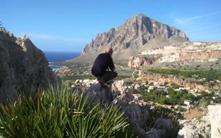 Trekking on Cofano Mountain. Things to do in Custonaci