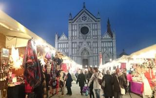 Shopping natalizio a Firenze. Cosa fare a Firenze