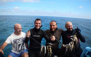 SCHOOL OF BLUE. FREEDIVING AND SPEARFISHING COURSES . Things to do in Dorgali