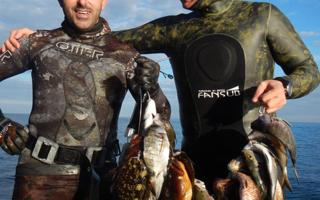 BLUE SAFARI, SPEARFISHING & FISHING FROM THE BOAT. Things to do in Dorgali