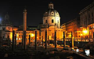 Rome by night: the mysteries of the Ethernal City. Things to do in Roma