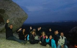 Dolmen, cheese processing and magical night hike. Things to do in Aggius