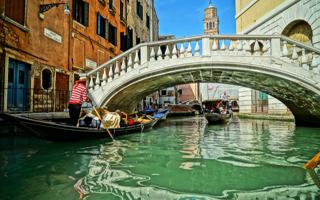 Guided Gondola Tour. Things to do in Venezia