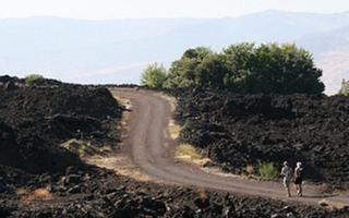 Etna: The high mountain track. Things to do in Nicolosi