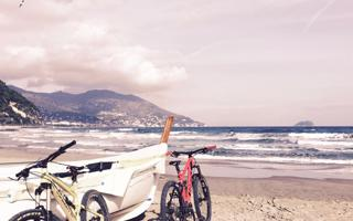 Pedala - mangia - ridi. Things to do in Alassio