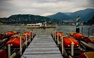 Vintage style in Lake Como. Things to do in Lecco