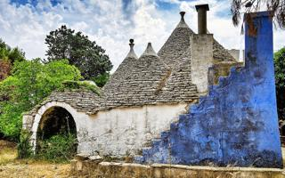 The farms. The brigands. The Trulli.. Things to do in Martina Franca