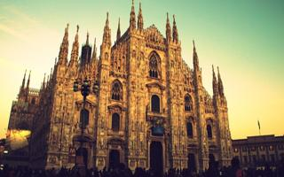 Finding the green Dragon. Things to do in Milano
