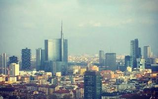 Travelling in Lilac in Milan. Things to do in Milano