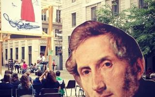 Milan: Literary breakfast with Alessandro. Things to do in Milano
