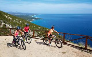 MTB. Things to do in Dorgali