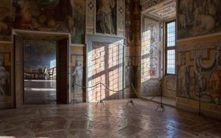 FARNESE PALACE IN CAPRAROLA: splendor and power of Alessandro Farnese . Things to do in Caprarola