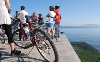 Palermo and the sea by bike. Things to do in Palermo