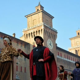 Are you curious to see how we had fun in the renaissance?Our carnival time it's perfect for you!. Things to do in Ferrara