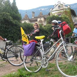 Bike Tour in Bolzano. Things to do in Bolzano