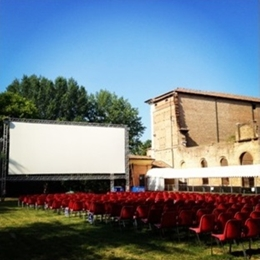 In  the summer the cinema moves open air!. Things to do in Ferrara