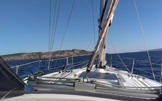 Sail boat Trip. Things to do in Portoscuso