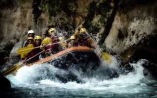 Rafting on the river Lao. Things to do in Papasidero
