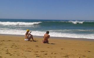 Surftrip with surflesson. Things to do in San Foca