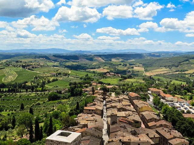 Siena, Medieval Towns and amazing landscapes. Things to do in Firenze