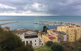 Panelle, fish and granita in Sciacca. Things to do in Sciacca
