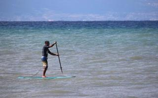 Discovery SUP training activities and fun on sea, river, lakes in Calabria everyday. Things to do in Soverato