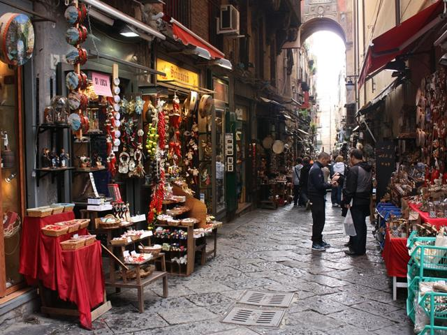 95128f486f Napoli: walks, markets, street food and ... Caravaggio!. Things to ...
