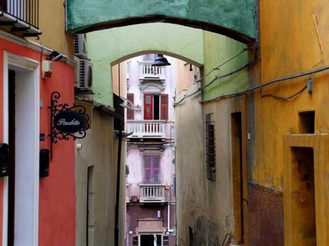 No-stress walk way tour in the historic quarter of Cagliari and tasting of the best ice-cream.. Things to do in Cagliari