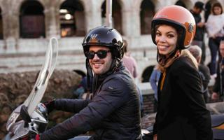 Rome Romance Tour on a Vespa. Things to do in Roma