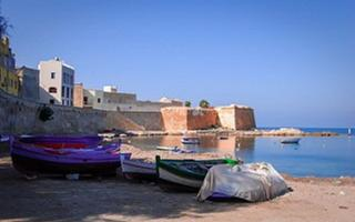 Venus Salt Lake. Things to do in Trapani