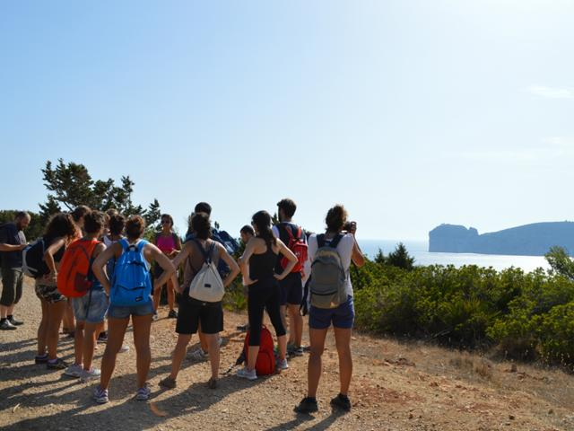 Would you like hiking in Sardinia? An easy trail in Alghero. Things to do in Alghero